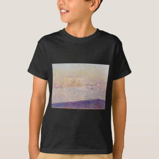 The Doges' Palace Seen from San Giorgio Maggiore 4 T-Shirt