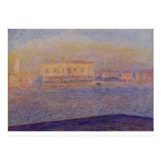 The Doges' Palace Seen from San Giorgio Maggiore Postcard
