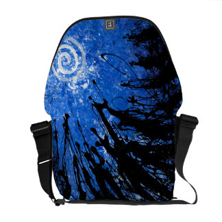 The Dogon Handmade Rickshaw Messenger Bag