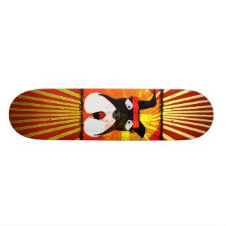 The Dog's Bark Skateboard Deck