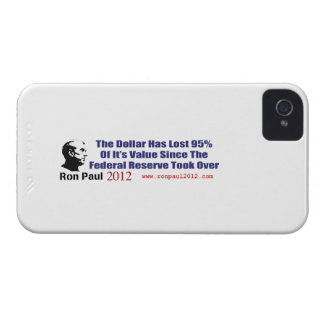 The Dollar Has Lost 95 Percent Of It's Value iPhone 4 Case-Mate Case