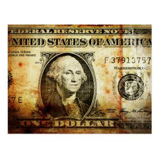 The Dollar Post Card