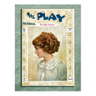 The Dollar Princess Postcard Post Cards