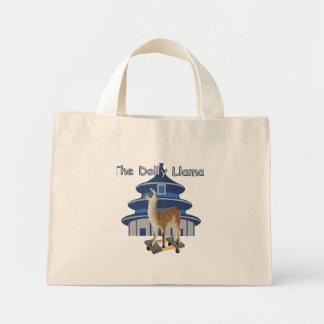 The Dolly Llama Mini Tote Bag