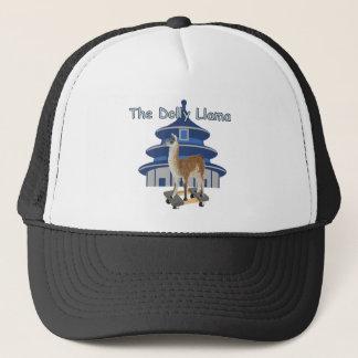The Dolly Llama Trucker Hat