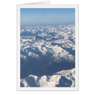The Dolomites Greeting Card