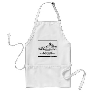 The Dolomphious Duck Adult Apron