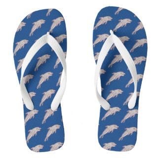 The Dolphin Flip Flops