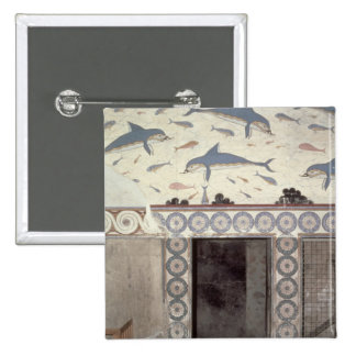 The Dolphin Frescoes in the Queen's Bathroom Button