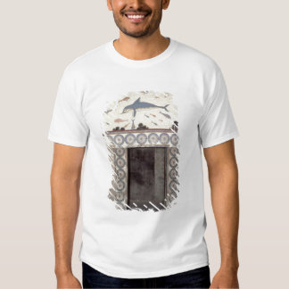 The Dolphin Frescoes in the Queen's Bathroom Tee Shirt