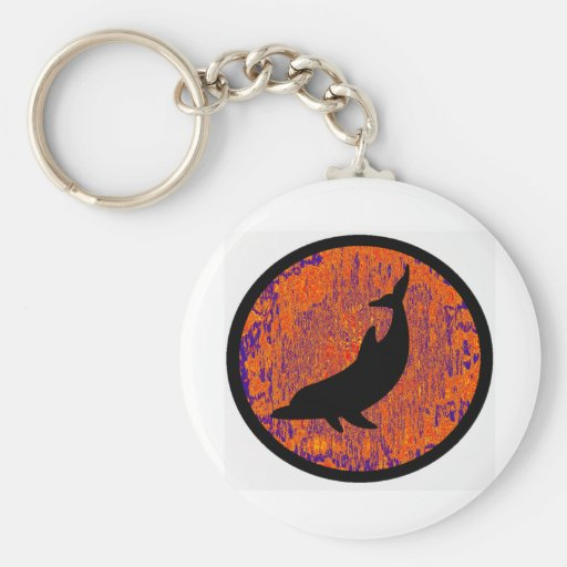 THE DOLPHIN SEEKER KEY CHAINS