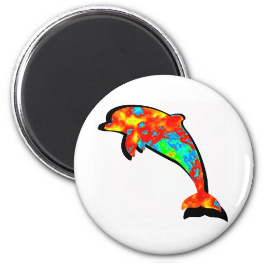 THE DOLPHIN SIGHT MAGNET
