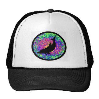 THE DOLPHIN SPECTRUM MESH HATS