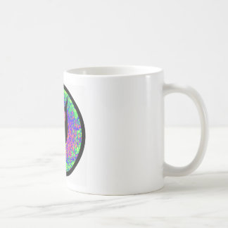 THE DOLPHIN SPECTRUM CLASSIC WHITE COFFEE MUG