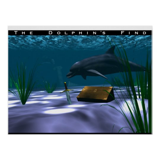 The Dolphin's Find Poster