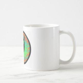 THE DOLPHINS LINE CLASSIC WHITE COFFEE MUG