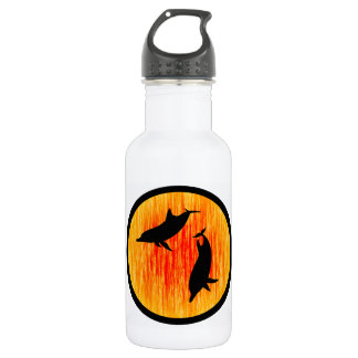 THE DOLPHINS SONG WATER BOTTLE