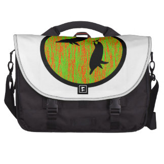 THE DOLPHINS TIME LAPTOP BAGS