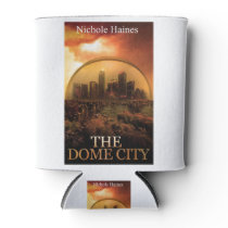 THE DOME CITY SCI-FI BOOK PRODUCTS CAN COOLER