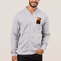 THE DOME CITY SCI-FI BOOK PRODUCTS HOODIE