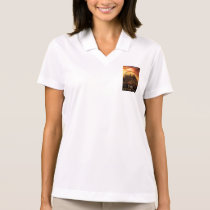 THE DOME CITY SCI-FI BOOK PRODUCTS POLO SHIRT
