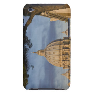 the dome of Saint Peter s Basilica Vatican iPod Case-Mate Cases