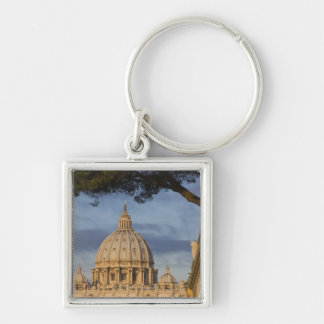 the dome of Saint Peter s Basilica Vatican Key Chain