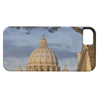the dome of Saint Peter's Basilica, Vatican, iPhone 5 Covers