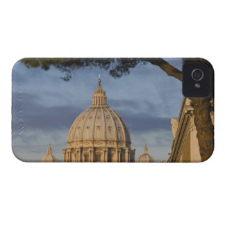 the dome of Saint Peter's Basilica, Vatican, iPhone 4 Covers