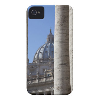 The dome of Saint Peters Bassilica, Bassilica iPhone 4 Cover