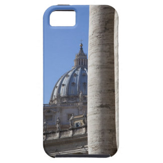 The dome of Saint Peters Bassilica, Bassilica iPhone SE/5/5s Case