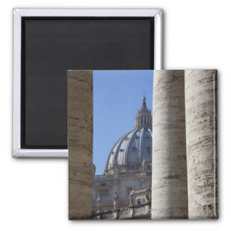 The dome of Saint Peters Bassilica, Bassilica Magnets