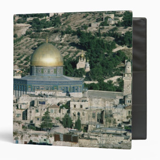 The Dome of the Rock, built AD 692 3 Ring Binder