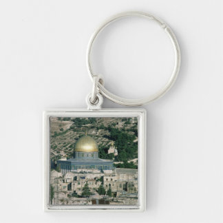 The Dome of the Rock, built AD 692 Keychain