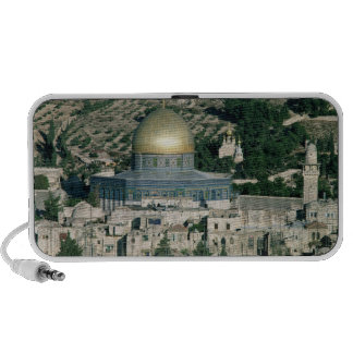 The Dome of the Rock, built AD 692 Mini Speaker