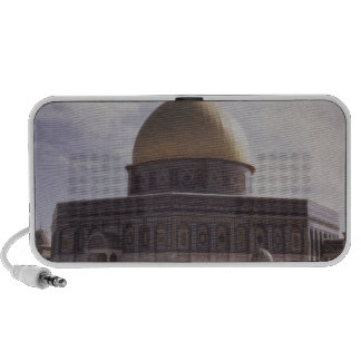 The Dome of the Rock, built AD 692 Mini Speakers