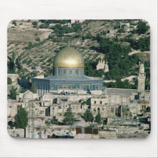 The Dome of the Rock, built AD 692 Mouse Pad