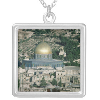 The Dome of the Rock, built AD 692 Necklace