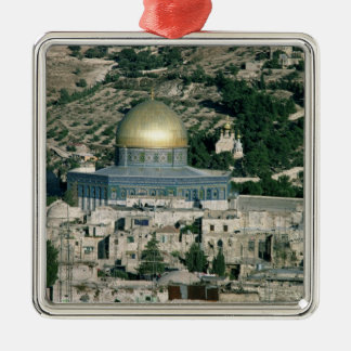 The Dome of the Rock, built AD 692 Ornament
