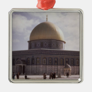The Dome of the Rock, built AD 692 Christmas Ornament