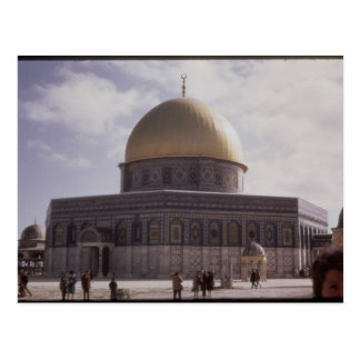 The Dome of the Rock, built AD 692 Postcard