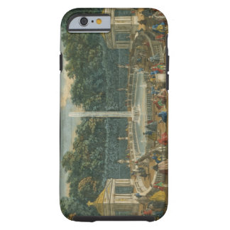 The Domes in the Garden at Versailles, pub. by Lau Tough iPhone 6 Case