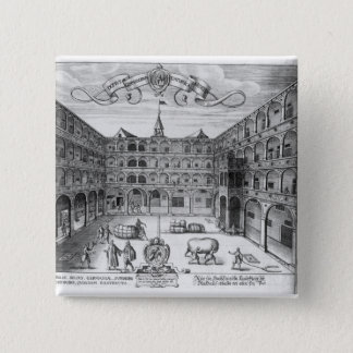 The 'Domus Germanorum' in Venice, 1616 Button