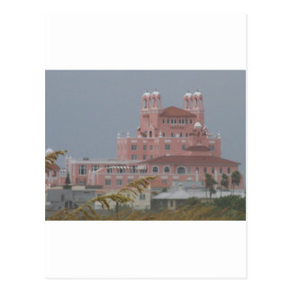 The Don Cesar Postcard