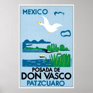 The Don de Don de Vasco Inn Poster
