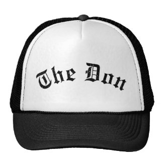 the-don Godfather Trucker Hat
