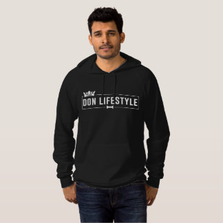 The Don LifeStyle Official Dark Men Hoodie