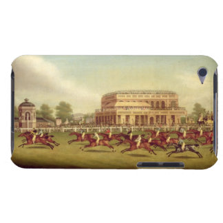 The Doncaster St. Leger of 1812 - The Finish (afte Barely There iPod Cases