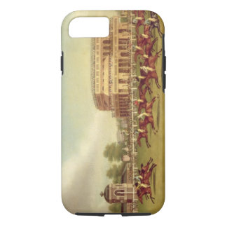 The Doncaster St. Leger of 1812 - The Finish (afte iPhone 8/7 Case
