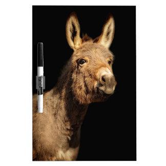 The Donkey Dry-Erase Board